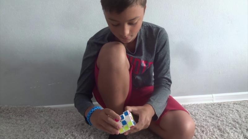 Вадик кубик рубик