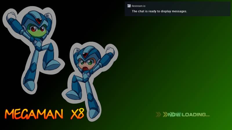 [РейджиСтрим] - Megaman X8 - Собираем идеального Филинова!