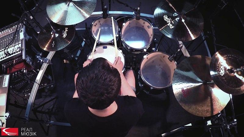 Pearl Decade Maple - Studio Test (stock drumheads)