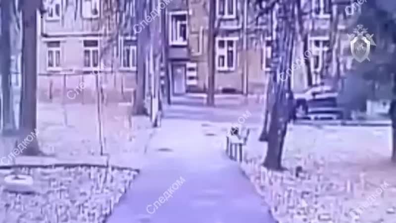 Нападение на пенсионерку ул. Лазенки