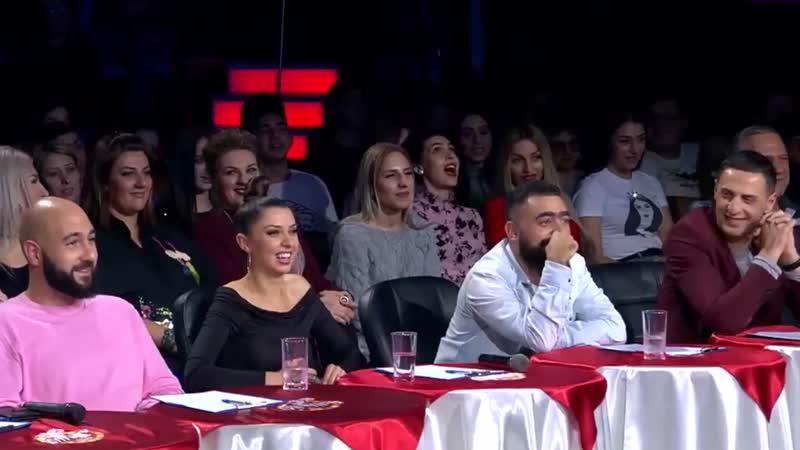 Գոլֆ 3 թիմի ցնցող ելույթը ՙՙՀումորի Լիգայում՚՚)) (youtube/SHANT TV Armenia)