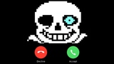 Incoming Call From Sans