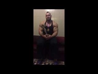 Абсолютный чемпион турнира МЕДВЕДЬ! РУСТАМ ШАКИРОВ