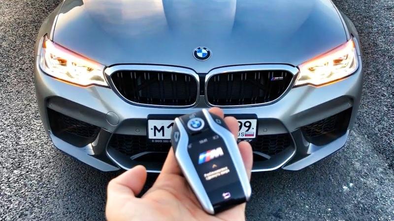 600 л.с. BMW M5 F90