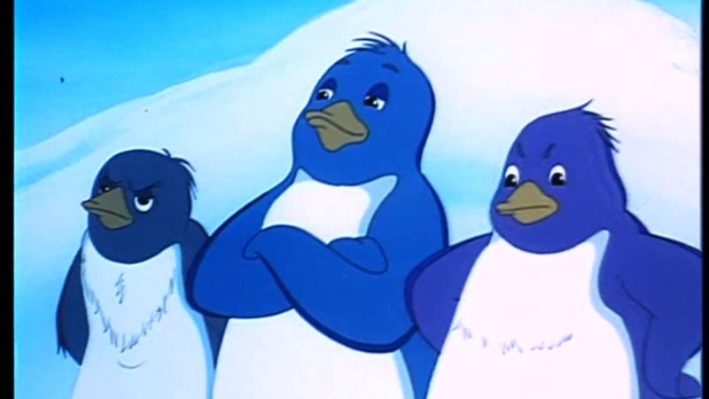м ф Приключения пингвиненка Лоло