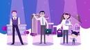 Глобальная экосистема для потребителей товаров, услуг и ведения Бизнеса Мир торговли