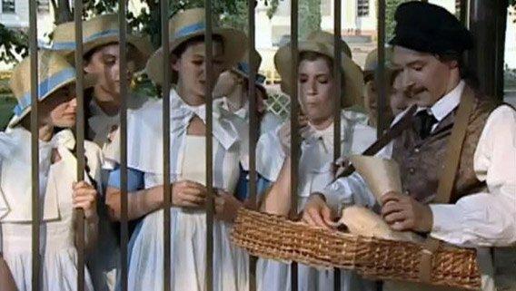 Институт благородных девиц, 9 серия