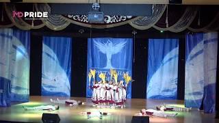 Специальный приз за номер Русичи Образцовый хореографический ансамбль Авантаж г Красный Сулин
