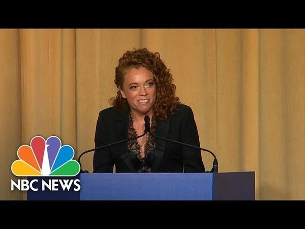 Michelle Wolf's White House Correspondents' Dinner Speech Full NBC News