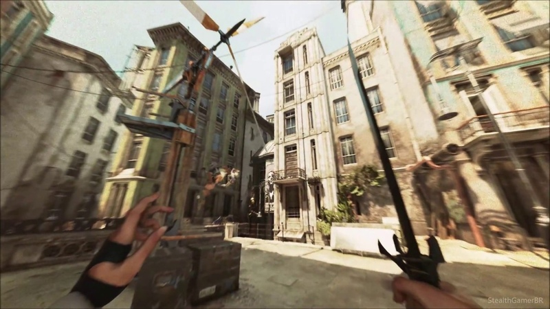 Dishonored 2 Stealth High Chaos (Edge of the World)