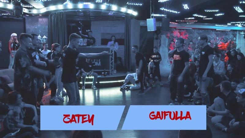 Zatey vs Gaifulla - ELECTRO - 1/4