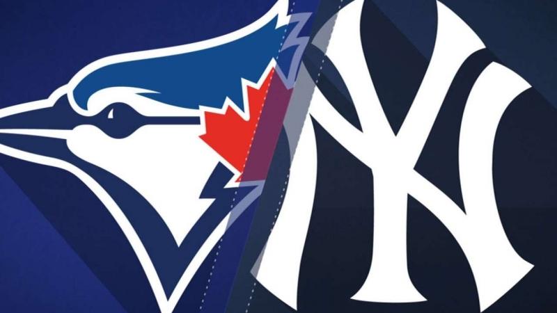 AL / 19.04.2018 / TOR Blue Jays @ NY Yankees (1/4)