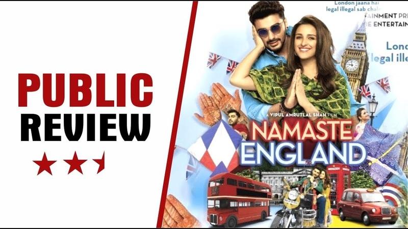 Namaste England Movie Public Review | Arjun Kapoor | Parineeti Chopra