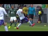 Сент Этьен - Тулуза. AS Saint-Etienne - Toulouse FC - R