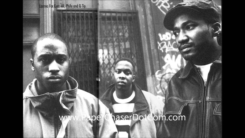 A Tribe Called Quest Electric Relaxation instrumental