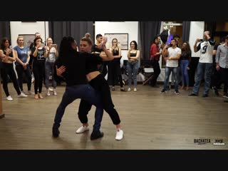 Robusto y daria - bachata moderna workshop