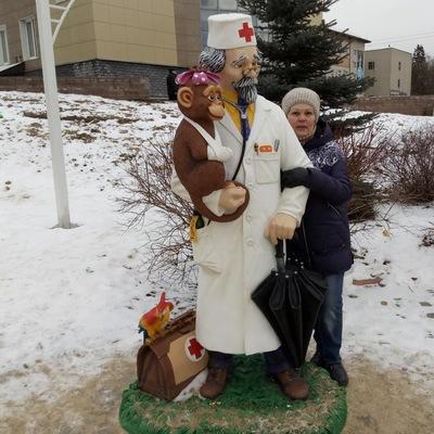 Елена Харченко-Заикина