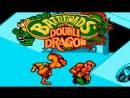 Боевые лягушки и Двойной Дракон Фрай с брательником играют в денди