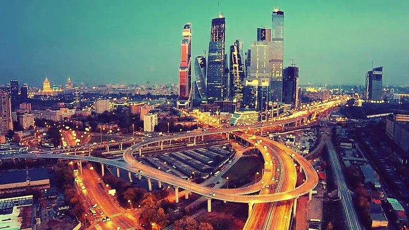 Best of Moscow Aerial FPV flights Полеты над Москвой Part 1