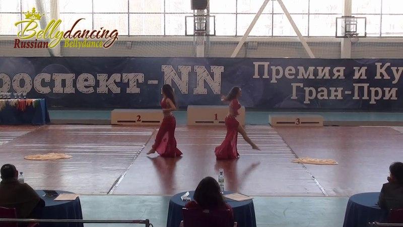 Ольга Белова/Дарья Осинина. Чемпионат ПФО oriental, Н. Новгород