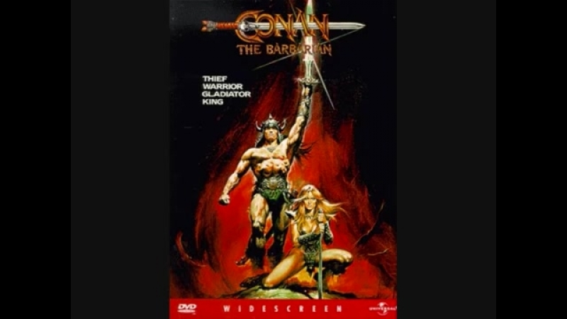Battle of the Mounds - Conan the Barbarian