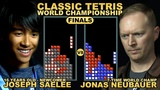 16 YO UNDERDOG vs. 7-TIME CHAMP - Classic Tetris World Championship 2018 Final Round