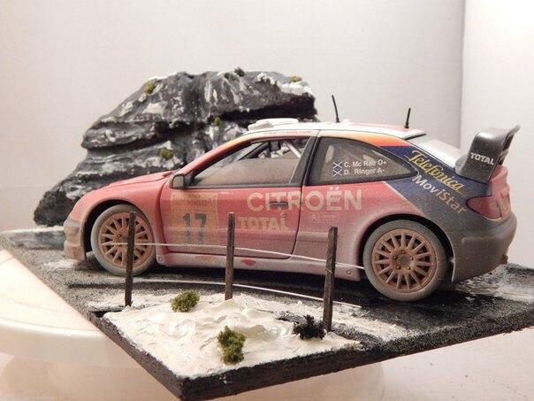 Хобби и мастер-золотые руки, большой любитель WRC!