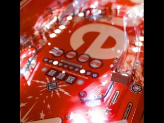Closer Look at the Supreme/Stern Pinball Machine