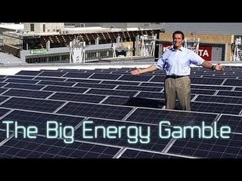 PBS NOVA THE BIG ENERGY GAMBLE documentary