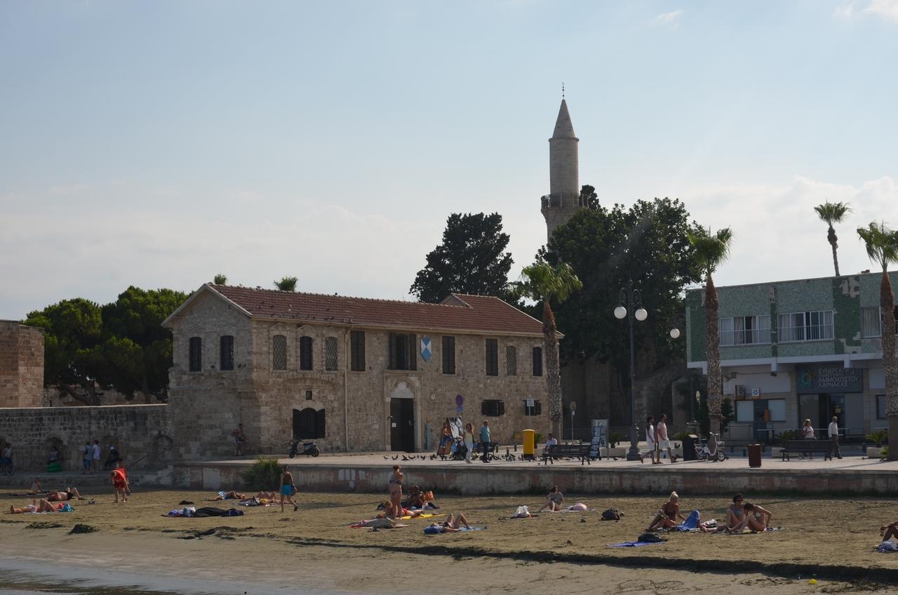8vjAgrMAieE Ларнака - туристическая столица Кипра.