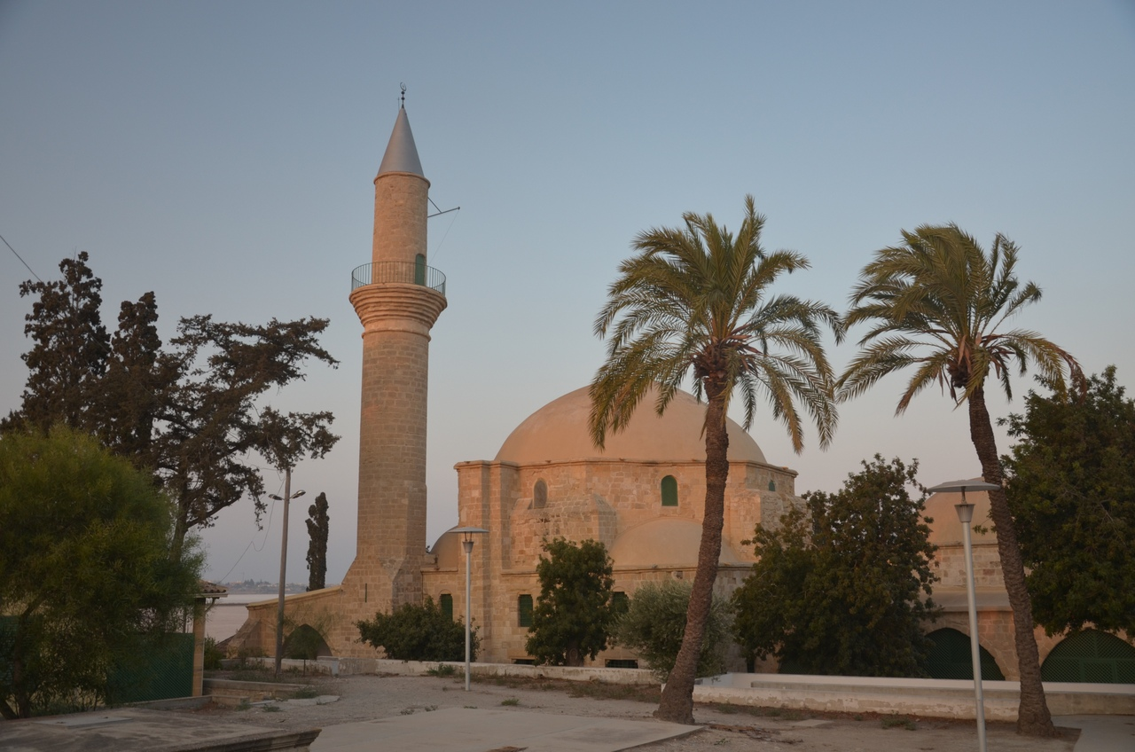 oVY9jTHXqxE Ларнака - туристическая столица Кипра.