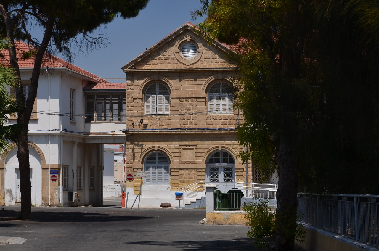 oBbHtbDampw Ларнака - туристическая столица Кипра.