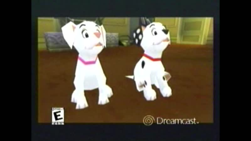 Disney's 102 Dalmatians: Puppies to the Rescue Dreamcast preview.