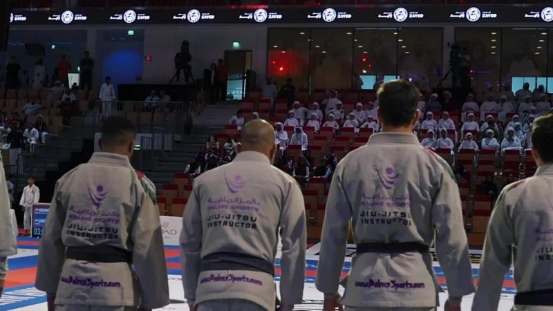 Abu Dhabi Jiu-Jitsu Festival 2018 Day 4 bjf_kids бжж_настроение