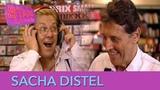Sacha Distel chez le disquaire ! - Stars