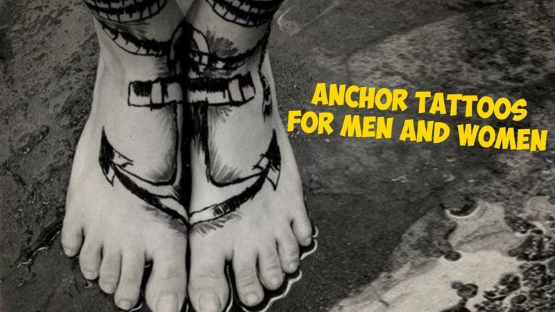 Perfect Anchor Tattoo Ideas For Men And Women
