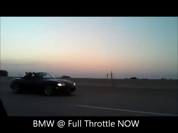 76mm Turbo LS1 Miata vs. 88 BMW 325i (Initial D)