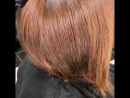 Нанопластика волос. У морю 🌊 подготовились! (цвет, волос стал светлее) парикмахер биробиджан еао лето2018 нанопластикаволо