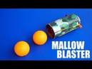 How to Make a Mallow Blaster Very Simple