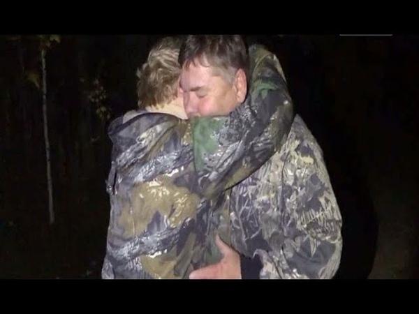 Ямальские поисковики «Лиза Алерт» спасли двух заблудившихся грибников