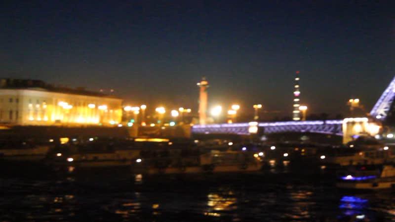 Санкт Петерберг город романтики и белых ночей