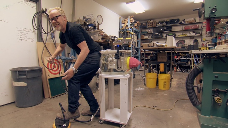 Adam's Fart Machine | MythBusters