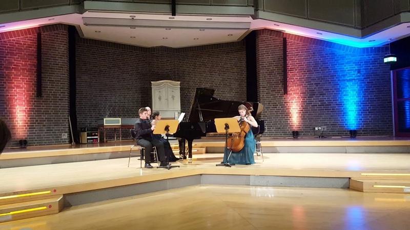 L.v.Beethoven Trio op.11 B-Dur Gassenhauer/Allegro con brio