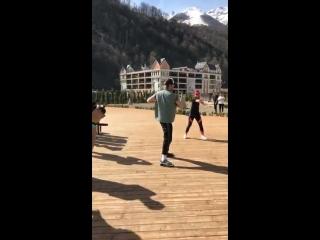 JBL Russia Live Stream Instagram Иван Дорн и Юлия Фирсова 02/04/18