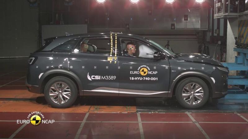 Euro NCAP Crash Test of Hyundai NEXO