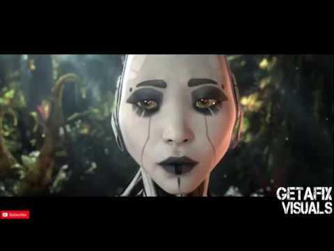 Astrix - Poison (Wrecked Machines Remix) - - [[Full Visual Animated Trippy Videos]] - - [GetAFix]