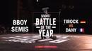 Tirock (DEU) vs Dany (FRA)   BOTY 2018 1V1 BBOY SEMIS