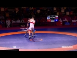 Чемпионат Европы. Греко-римская борьба. Kuosmanen vs Evloev