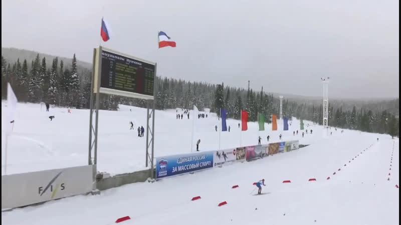 Елена Вяльбе – о развитии лыжных гонок в России