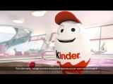 Miraculous Merchandise Kinder Surpise TV Commercial (France)